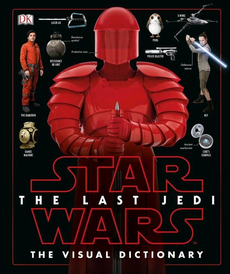 Star Wars: The Last Jedi The Visual Dictionary Review
