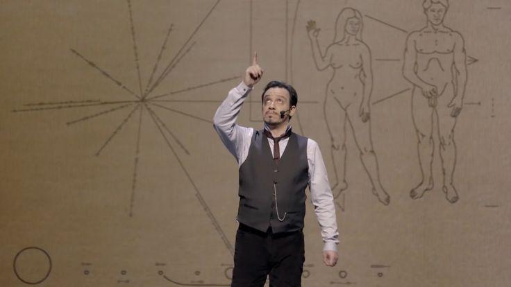 Dans son spectacle L'Exoconférence qu'il joue dans toute la France, Alexandre Astier se met dans la peau d'un astrophysicien un peu décalé et tente de régler...