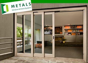 16 Best Aluminium And Glass Sliding Doors Images On