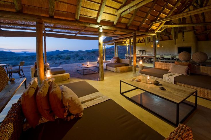 40 eco-hotels to visit before you die - Matador Network :: #27 Damaraland Camp