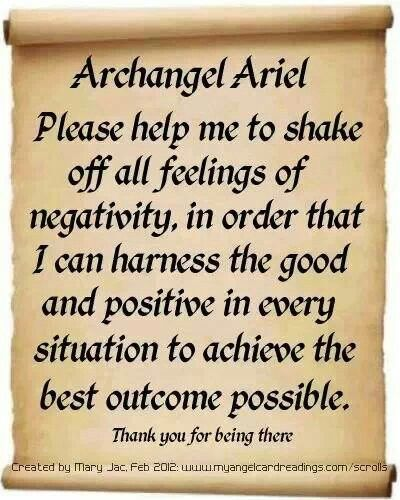 Archangel Ariel                                                                                                                                                      More