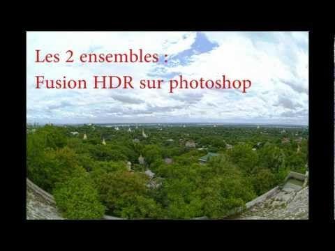 cours photo du dimanche 5 - Mémorisation d'expostion/fusion HDR AE-L - YouTube