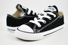 Converse timless chuck taylor low top in kids sizes