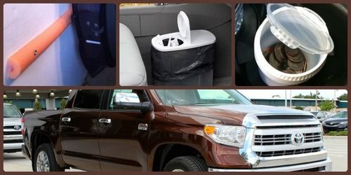 Use this DIY car hacks to keep your new Toyota Tundra in Orlando in tip-top condition! http://toyotaoforlando.tumblr.com/post/98729798495/diy-hacks-for-your-toyota-tundra