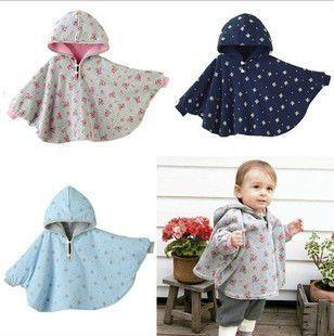 Детские ourterwear пальто для девочек кабо свитера наряды ребенка плащ детская одежда Хлопок односторонний плащ плащ реальный выстрел 3 цвет