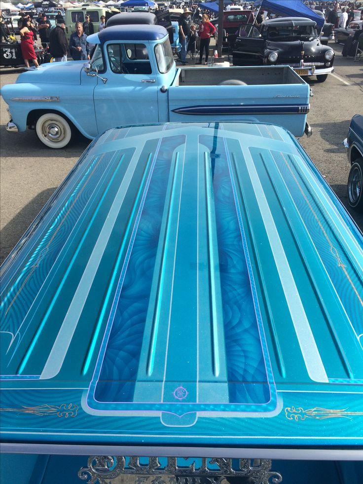 Custom Vehicle Roof : Best custom paint work images on pinterest comic