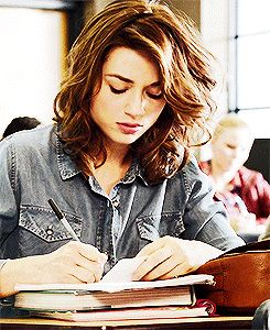 Allison Argent- Teen Wolf (MTV show version) love her new hairstyle