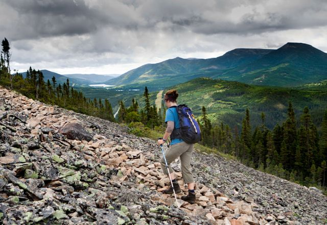 10 Scenic Hiking Trails in Canada with Mind-Blowing Views: Gaspesié National Park, Quebec