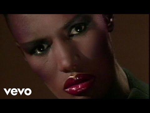 Grace Jones - I've Seen That Face Before (Libertango) - YouTube