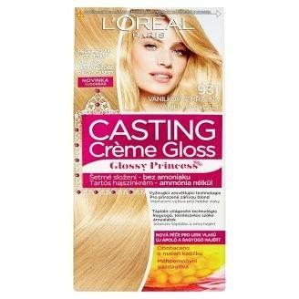 L'Oréal Paris Casting Creme Gloss Hair Color - No Ammonia (931 Vanilla Ice Cream)