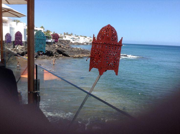 Dreams bar and brasserie cafe la ola la ola puerto del carmen lanzarote puerto del carmen - Lanzarote walks from puerto del carmen ...