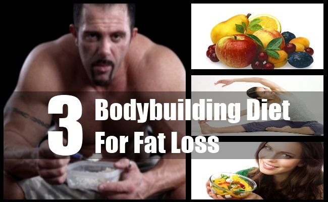 nutrition for bodybuilding fat loss