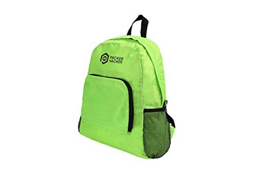 Travel Backpack Carry On Ultralight Foldable Hiking Daypack by Packer Hacker * Click on the image for additional details. (Note:Amazon affiliate link)