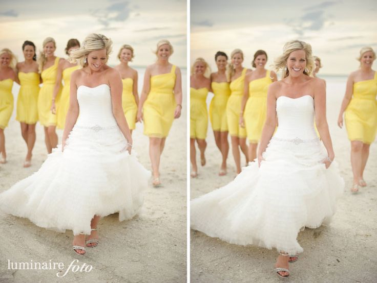 Grey And Yellow Wedding Style The Reminds Me Of Sunshine