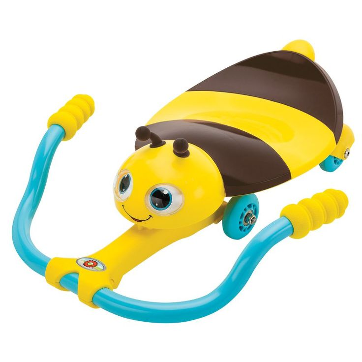 Razor Jr. Lady Buzz Twisti Scooter - Blue - 25059640