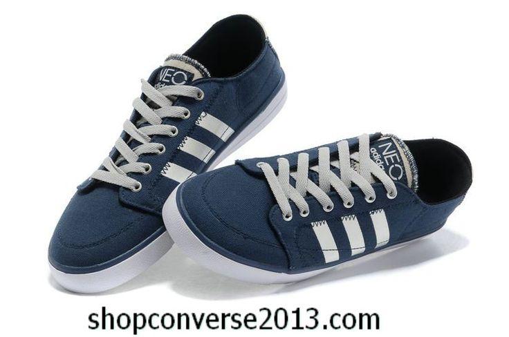 adidas neo blue