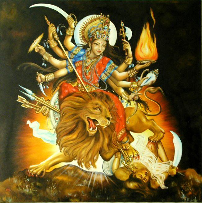 Shakti Durga