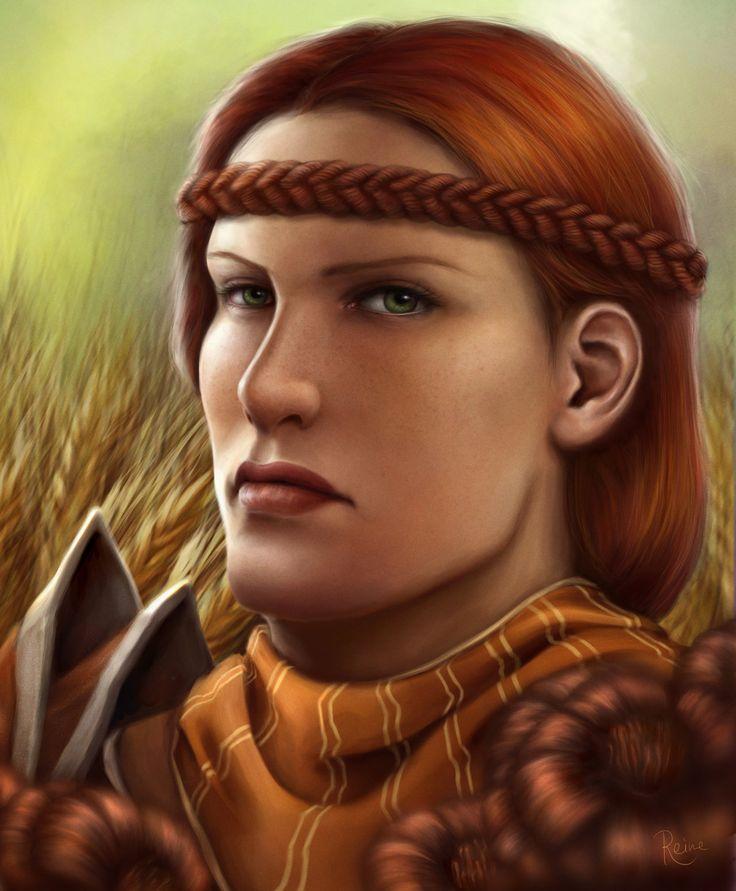 Aveline Vallen by DragonReine.deviantart.com on @deviantART
