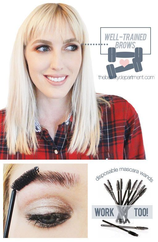 RESHAPE YOUR BROWS   Brows, How to grow eyebrows, Perfect ...