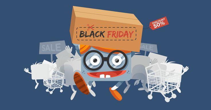 WP handleiding: 50% Black Friday korting! - Bloggen en loggen