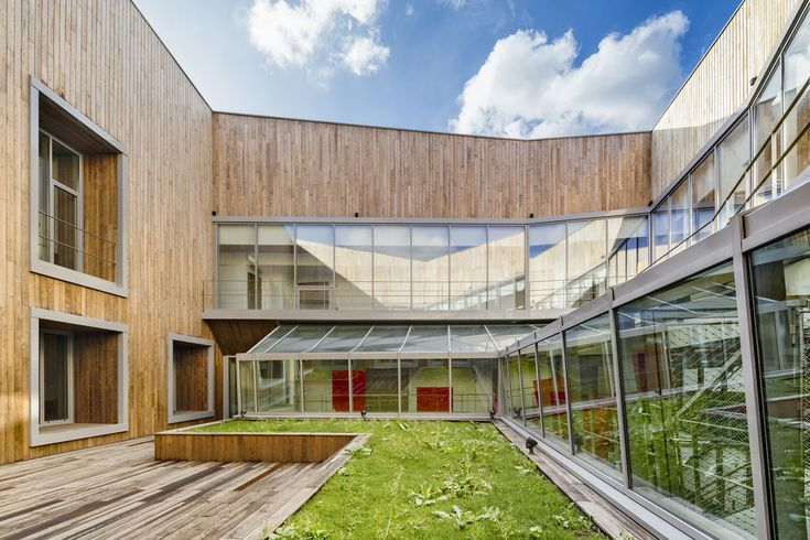 Gallery of Music Conservatory in Paris' 17th Arrondissement / Basalt Architects…
