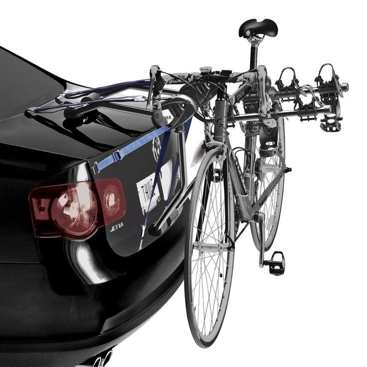 Best 25+ Trunk mount bike rack ideas on Pinterest | Trunk bike rack, Roof mount bike rack and ...