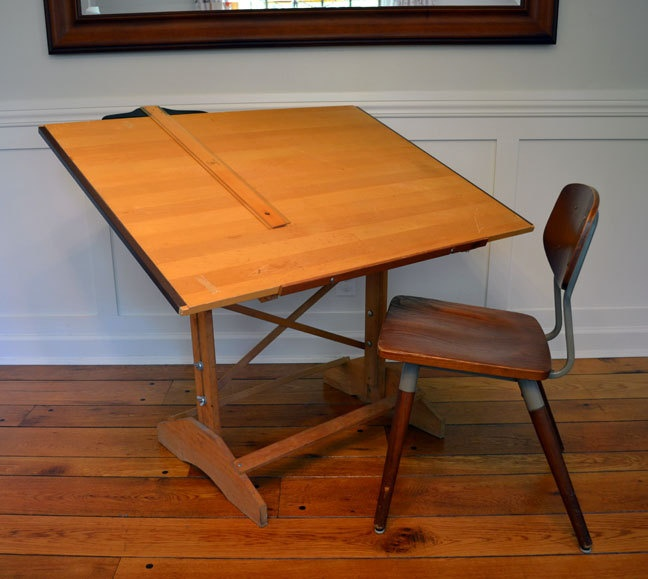 18 Drafting Tables In Interior Designs: 1000+ Ideas About Drafting Desk On Pinterest