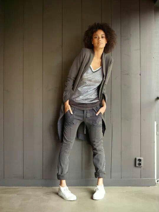 Me gustan los pantalones.