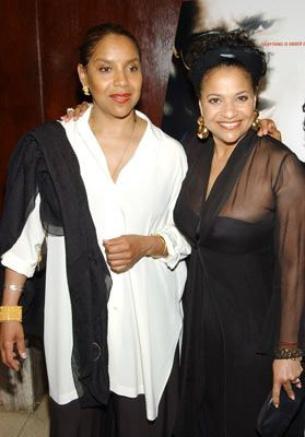 Two of Houston's most famous sisters America's greatest entertainers:  Phylicia Rashad and Debbie Allen.
