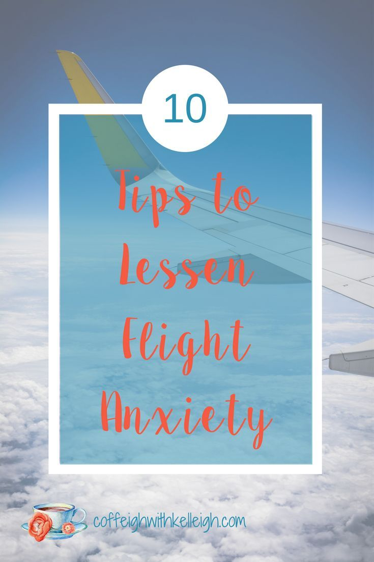 Stress and anxiety are everywhere, even when travelling.  Tips and tricks to beat it including meditation, entertainment, swaddling and more.