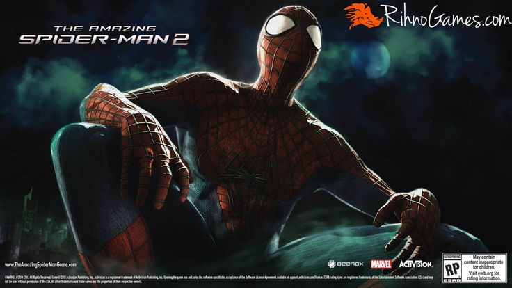 Download The Amazing Spider Man 2 Game ;) <3  ========================================= Download the best SpiderMan Game for PC Now. The Amazing Spider-Man 2 action-adventure Game. Now Kill the Criminals with Marvels Hero ;) Download Spider Man Game ;) and give us a feedack (Y) :)  ==================================================== #SpiderMAn #The #amazing #SpiderMan2 #spider #man #Games #marvels #Activison #PC #Download #Free