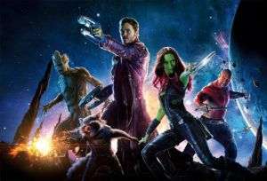 #Family film: Guardians Of The Galaxy Ropetackle Centre #Sussex #Brighton. Action movie rated 12a - for the bigger kids