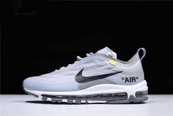 Cheapest and Newest Nike Air Max 97 The Ten White Cone Ice