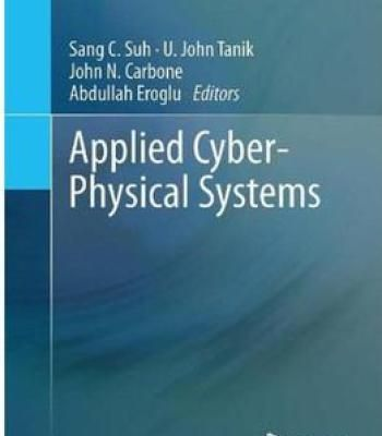 Applied Cyber-Physical Systems PDF