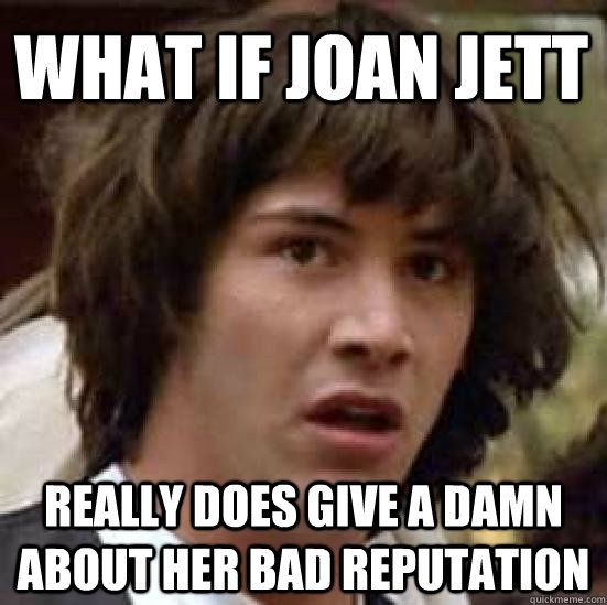 the fun facts about joan jett Facts about rock singer joan jett - age: 59, birthplace, horoscope, fanpage, before fame and family, all about joan jett's personal life, and more.
