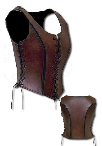squared viking leather armor - Google zoeken