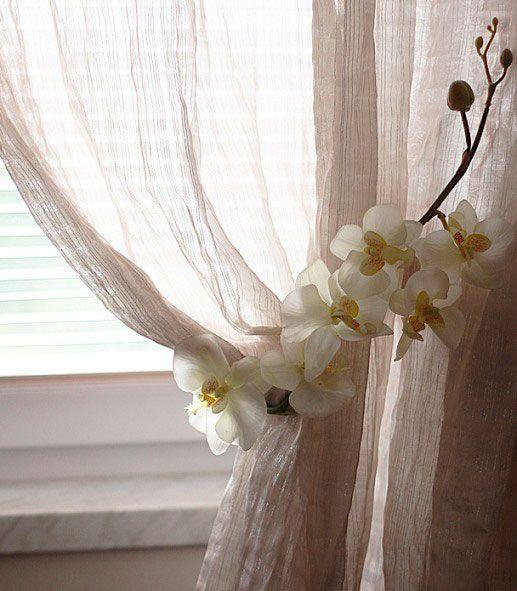 Вешаем шторы красиво
