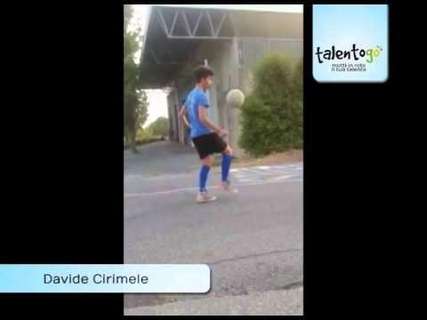 TalentoGo - Davide Cirimele - Video Social - TalentoGo