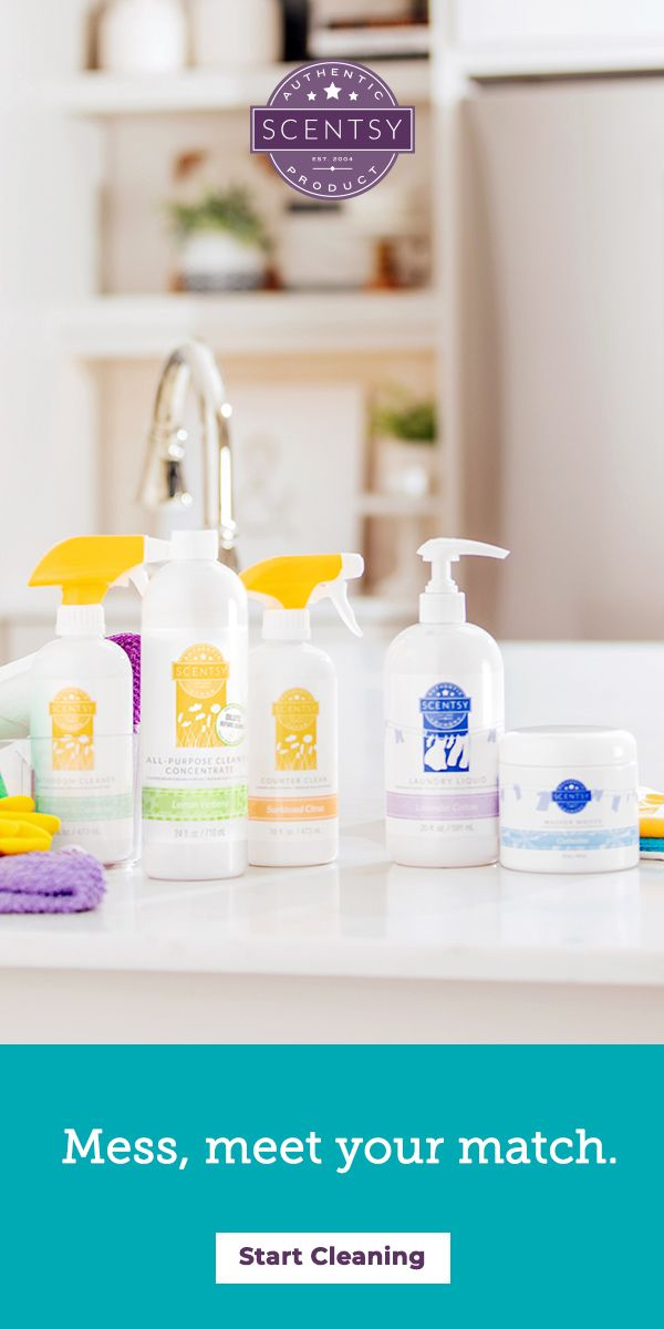 There S Nothing In Your Home You Can T Tackle With Scentsy Clean