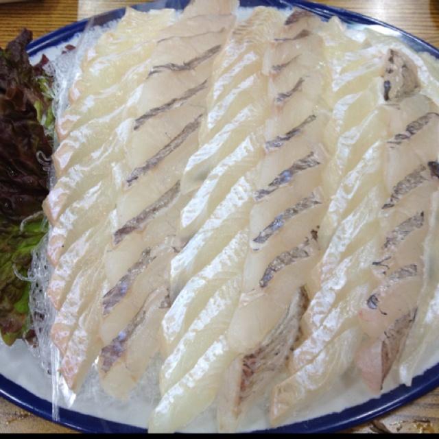 fluke sashimi - photo #31