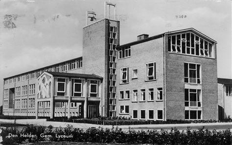 Lyceum Molukkenstraat Anno 1959 Hier Zat Mijn Beste