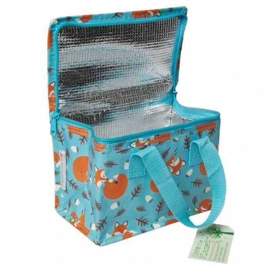 Lunch bag Fox LIVEBEAUTIFULLY