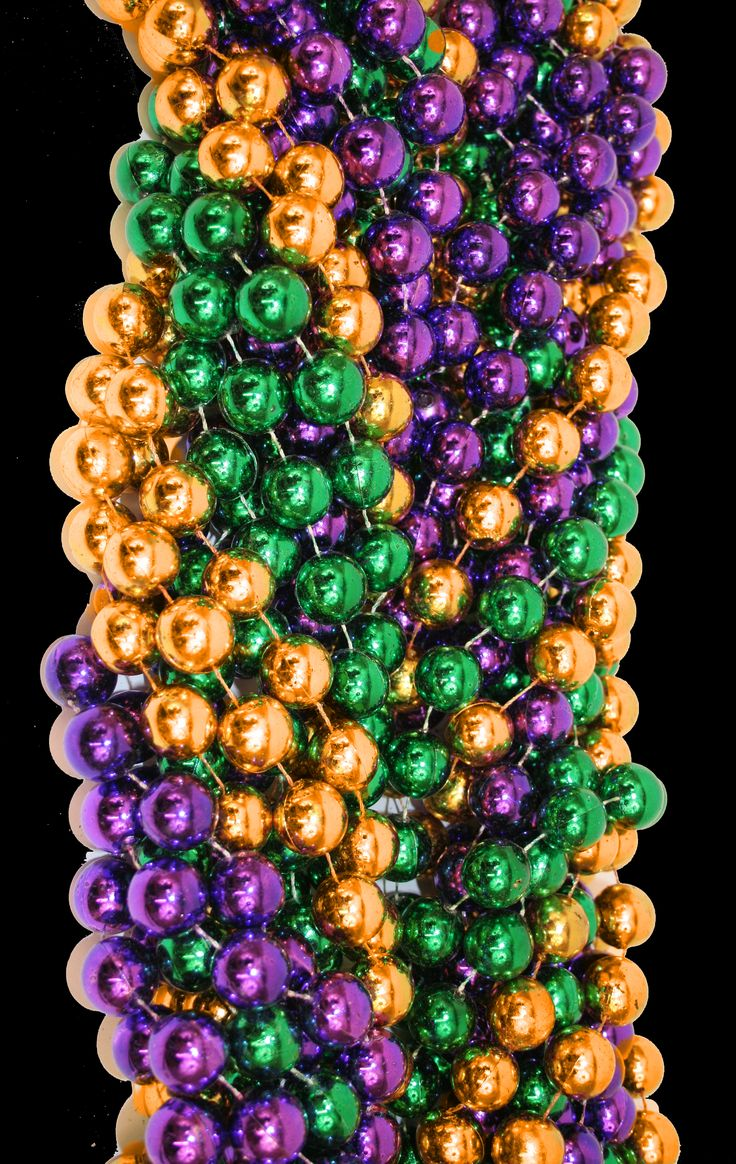 How To Eat Fried Worms (2006) Mardi Gras Beads Purchased Outofseason  Are A Cheap