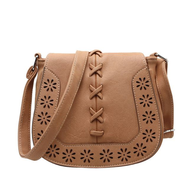 Venda quente! Retro tecido oco saco de ombro da forma fivela magnética saco shell bolsa de ombro feminina bolsas bolsa Messenger sacos