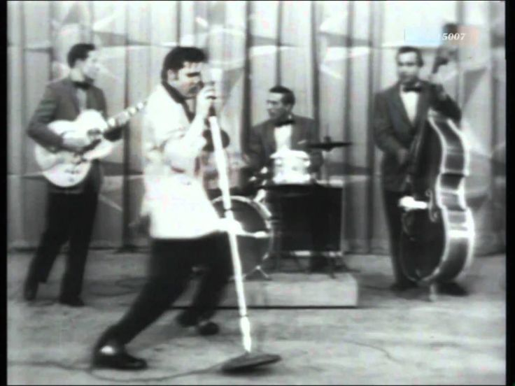 Hound Dog - This is the wildest version of this song Elvis did on tv.  Its also this performance that caused such an outrage, and resulted in Elvis being censored on tv.  All the tv network executives agreed from then on, Elvis would only be shown from the waist up.