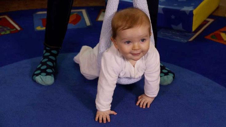 Encouraging Baby to Crawl