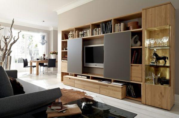 livingroom m bel pinterest wohnwand ideen fernseher verstecken und tv schrank. Black Bedroom Furniture Sets. Home Design Ideas