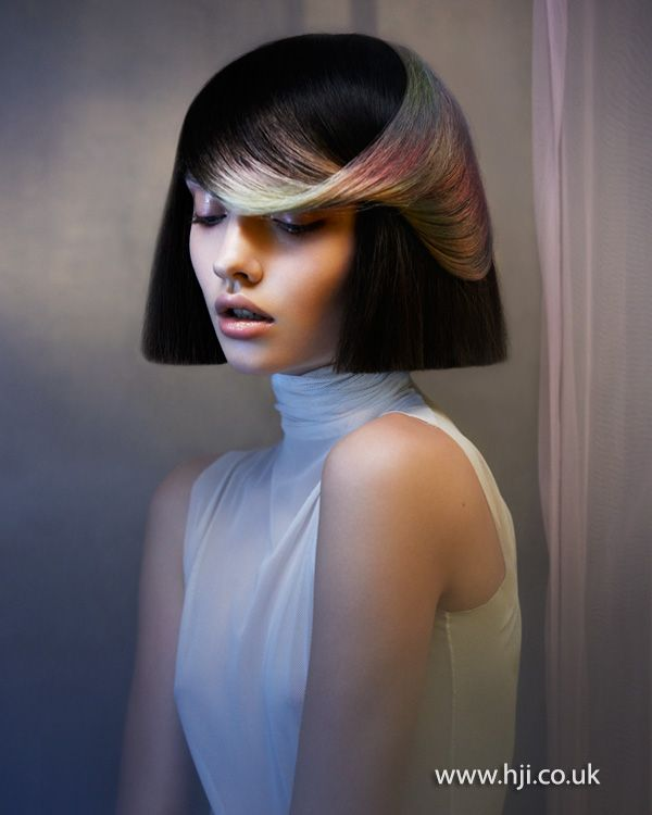 Angelo Seminara British Hairdresser of the Year nominee collection