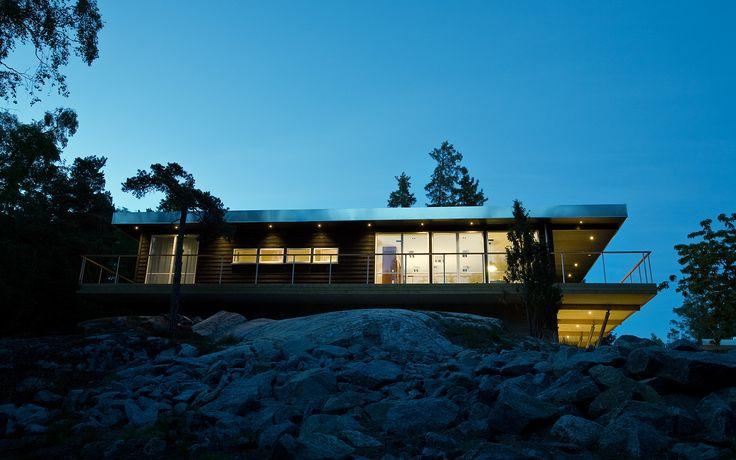 Modernt hus A2372  www.willanordic.se