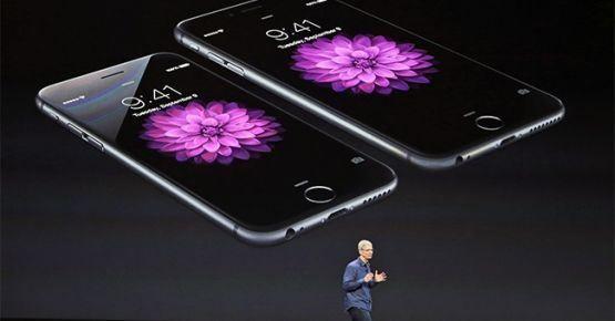 Apple'ın yeni ürünü iPhone 6 Plus'ın stokları tükendi | Webledik